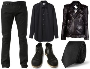 Mens outfit for new Year
