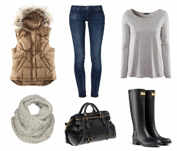 Winter Fall Fashion