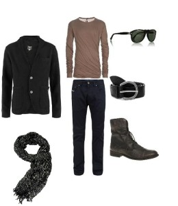 Winter Shopping for Men