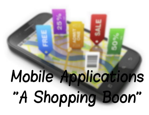 mobile shopping a boon