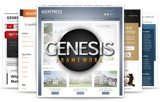 genesis framerwork studiopress
