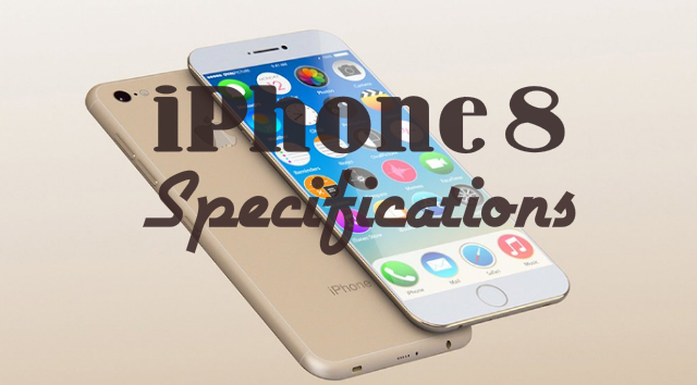 apple iPhone 8 specifications - beashopaholic