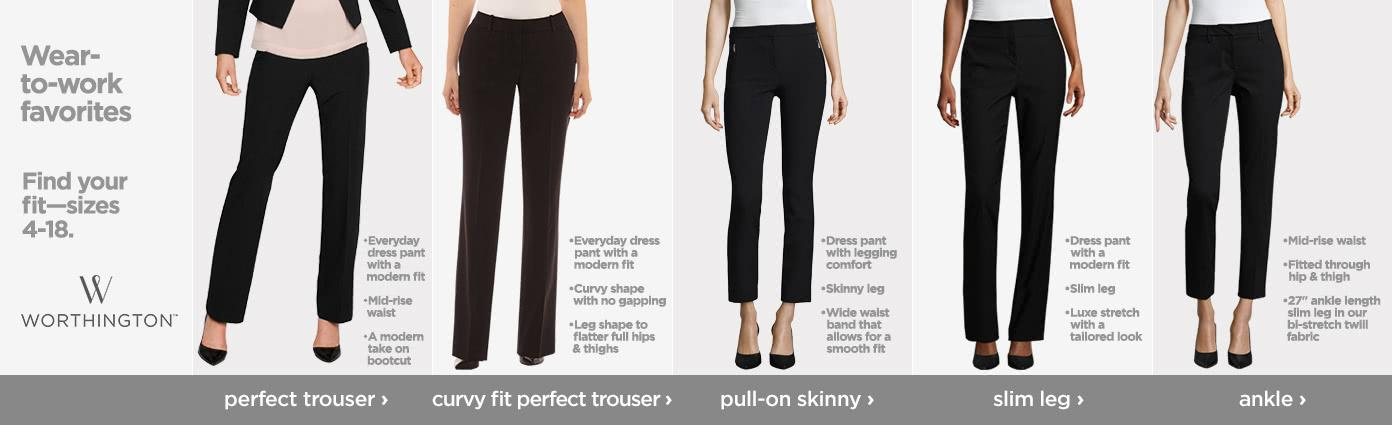 Oh-So-Perfect-Fit Pants